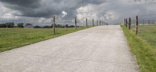 landscape road nature