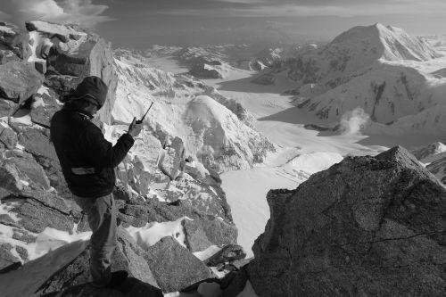 landscape mountaineering ranger