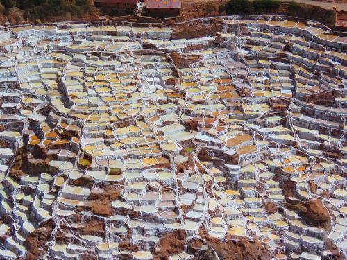 landscape saline salt