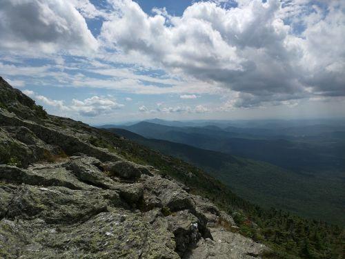 landscape mountain nature