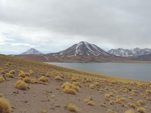 landscape nature desert