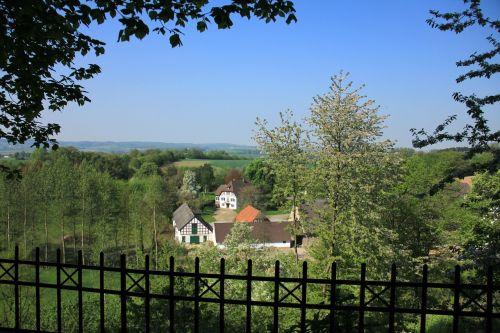 landscape view homes