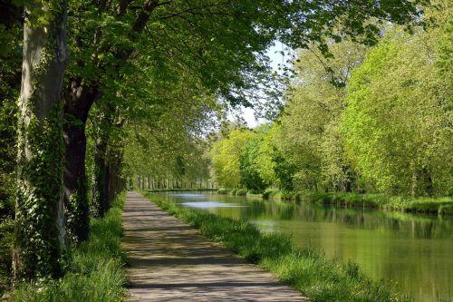 landscape nature water