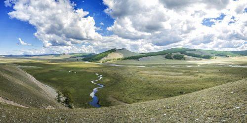 landscape grandeur river