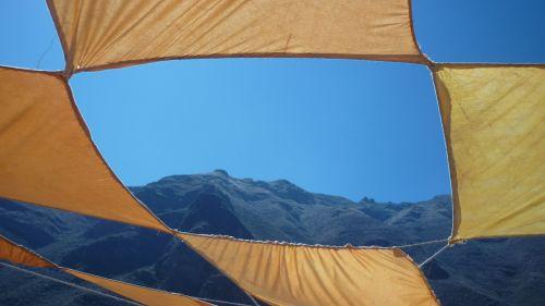 landscape sierra mountain