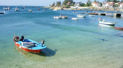 landscape barca sea