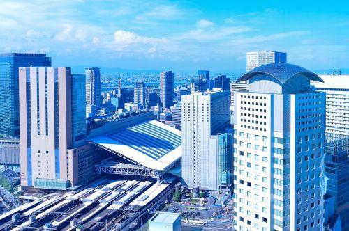 landscape japan city