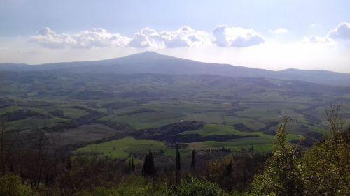 landscape hill belvedere