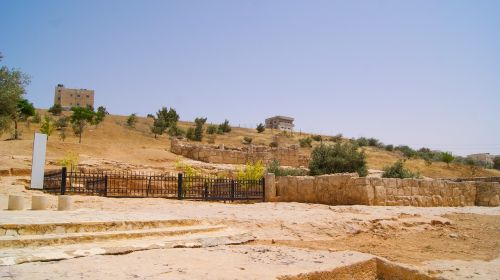 landscape amman jordan