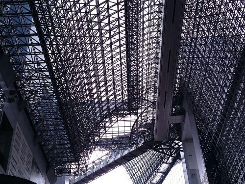 landscape ceiling lattice