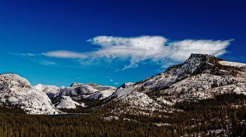 landscape california national park