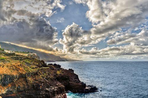 landscape atlantic nature
