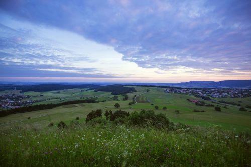 landscape nature land
