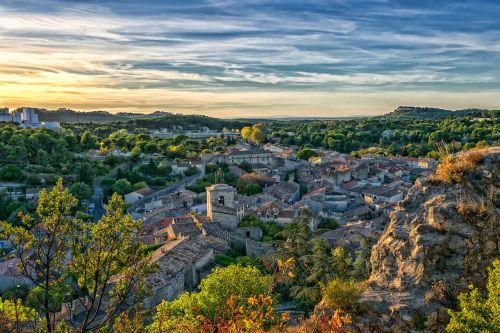 landscape france provence
