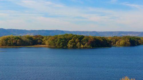 landscape mississippi river water