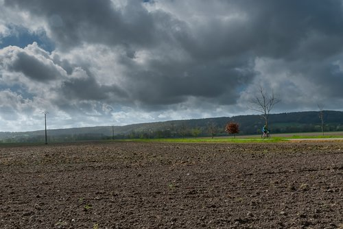 landscape  field  sky