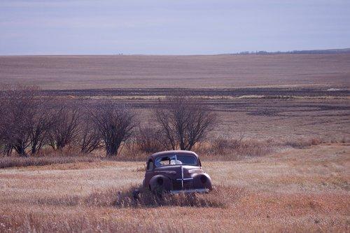 landscape  car  nostalgia