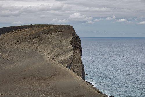 landscape  nature  eruption