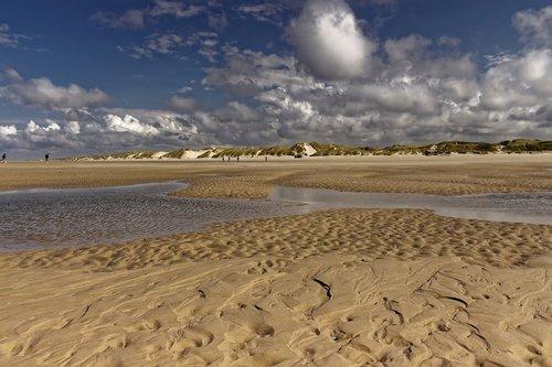 landscape  nature  north sea