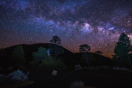 landscape  scenic  night