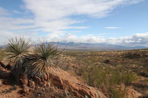 landscape  arizona  big sky