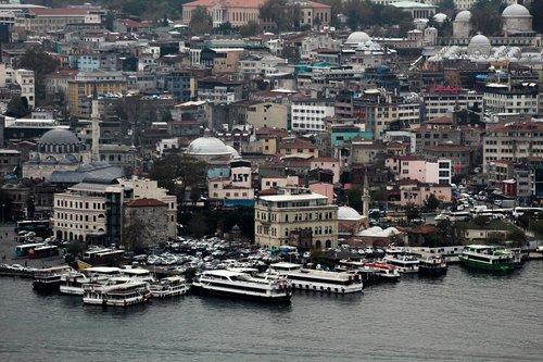 landscape  istanbul  marine