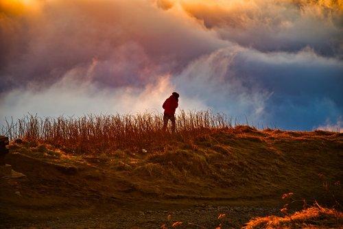 landscape  cloud  sunset