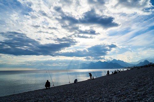 landscape  marine  beach