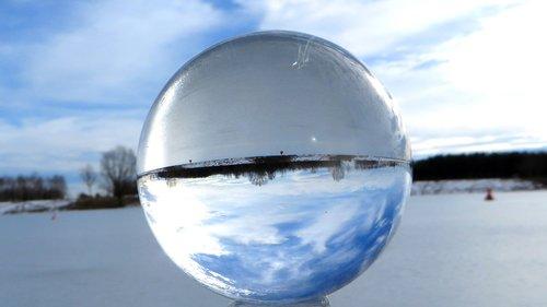 landscape  ball  sky