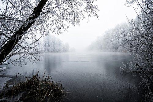 landscape  ice  nature