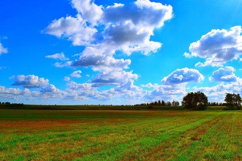 landscape  nature  sky