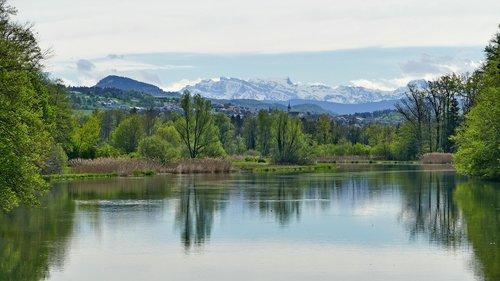 landscape  switzerland  aargau