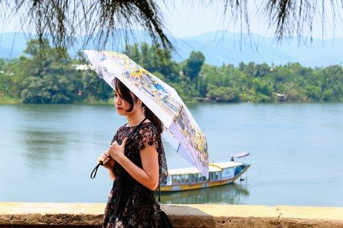 landscape  vietnam  hue city