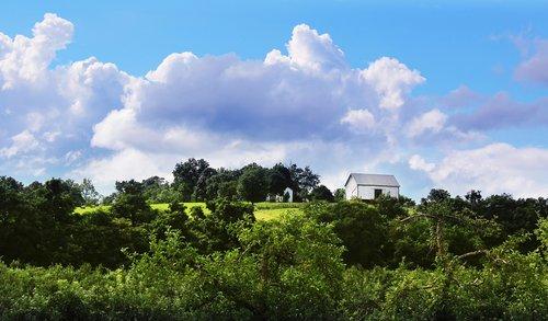 landscape  virginia  shenandoah