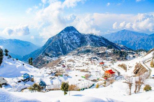 landscape  beautiful  swat