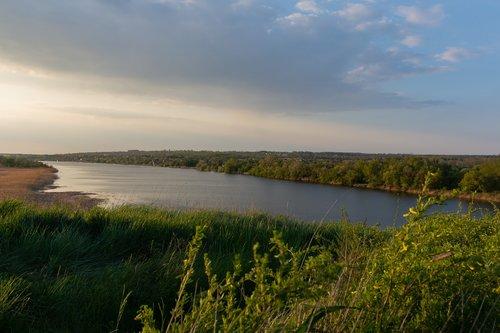 landscape  russian landscape  river