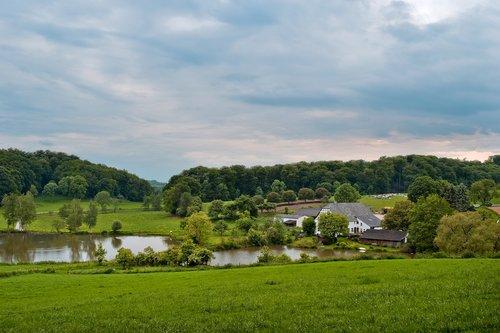 landscape  farm  rural