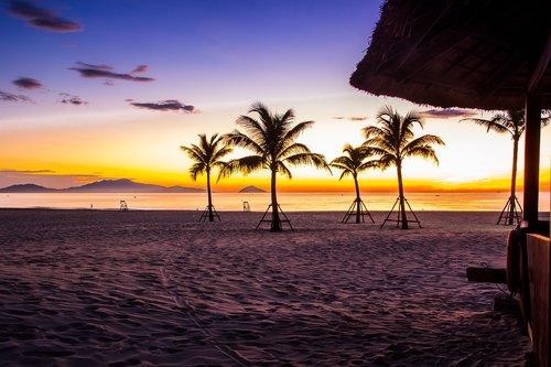 landscape  sunrise  sea