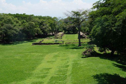 landscape archeology ballgame