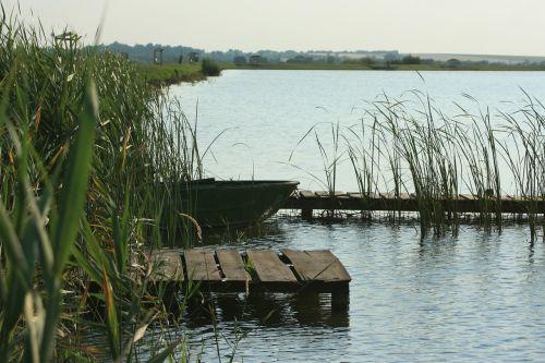 landscape lake waterfront