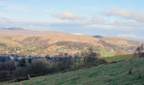 Landscape Of North Yorkshire
