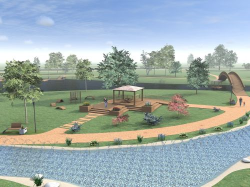 landscaping park leisure