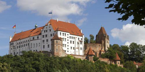 landshut castle germany
