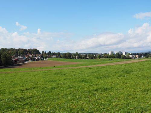 langenthal switzerland fields