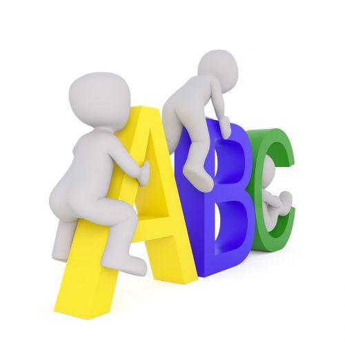 language a b