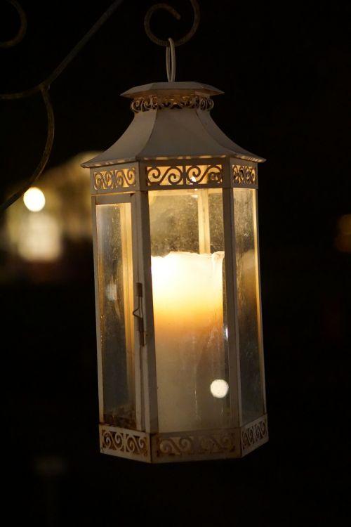 lantern night light