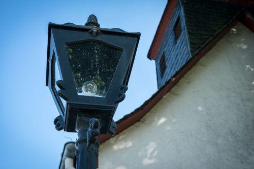 lantern lamp street lamp