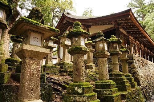 lantern japan temple