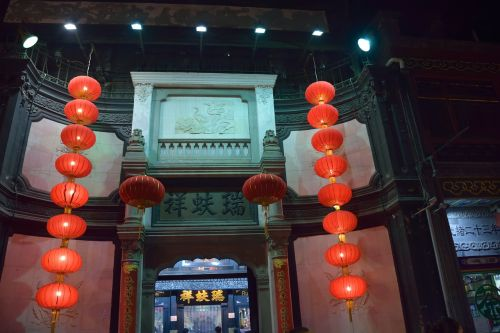 lantern specialty of china ancient architecture