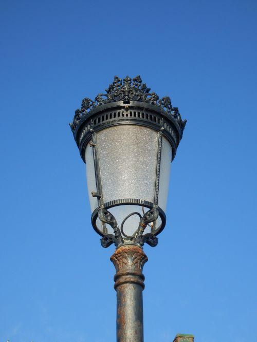 lantern street lamp historic street lighting